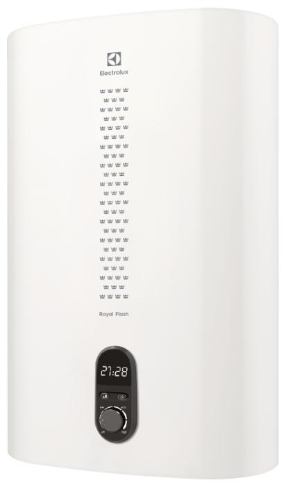 Накопительный электрический водонагреватель Electrolux EWH 80 Royal Flash