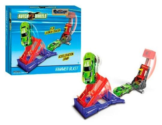 Трек TONG DE Kutch Wheels Hammer Blast (S8811)