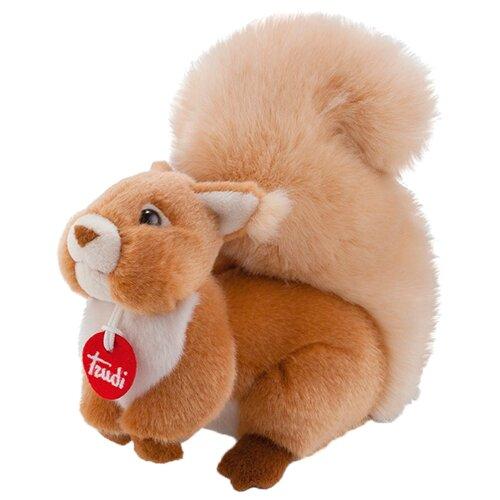 цена на Мягкая игрушка Trudi Белочка Джинджер 33 см