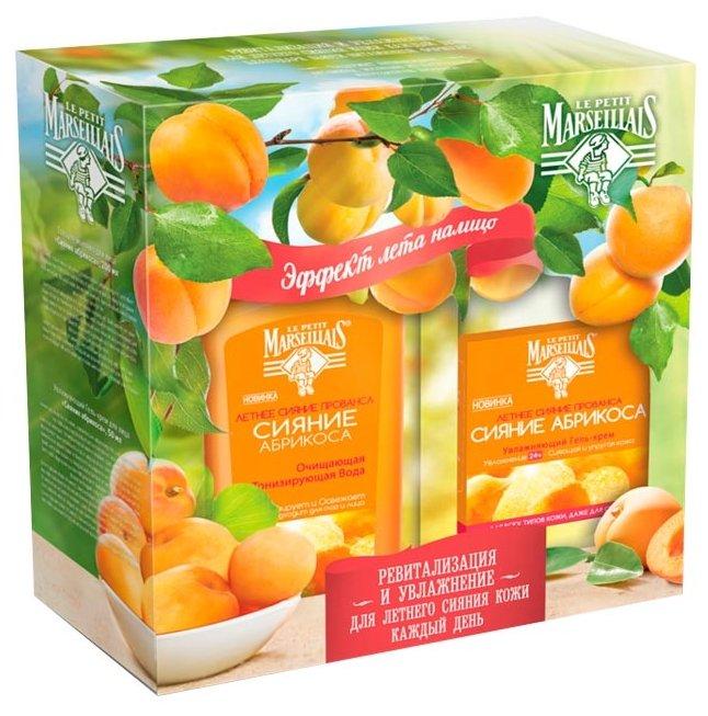 Набор Le Petit Marseillais Сияние абрикоса