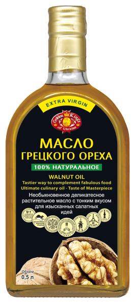 Golden Kings of Ukraine Масло грецкого ореха