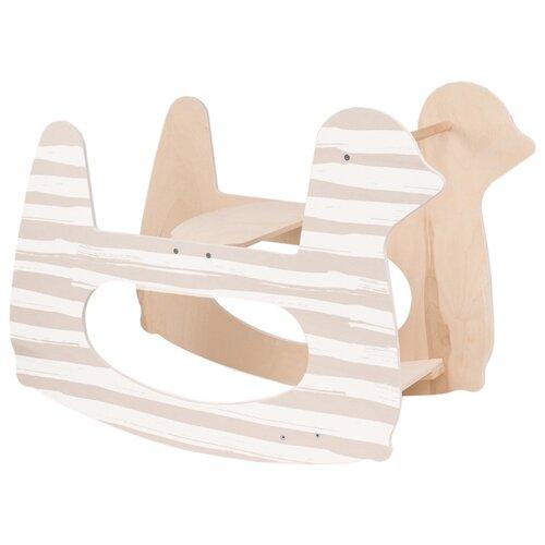 Купить Подставка для колыбели Happy Baby Качалка Milly Swing 94001 полоса, Колыбели и люльки