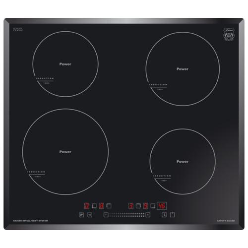 Индукционная варочная панель Kaiser KCT 6705 FI индукционная варочная панель kaiser kct 6705 fi