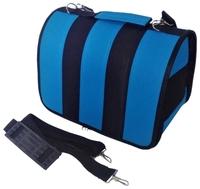Переноска-сумка для кошек и собак LOORI Z8753/Z8715 49х30х35 см
