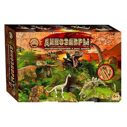 Купить Набор для раскопок Лапландия Динозавры 48528, Наборы для исследований