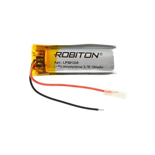 Фото - Аккумулятор ROBITON LP501335 аккумулятор robiton lp501335