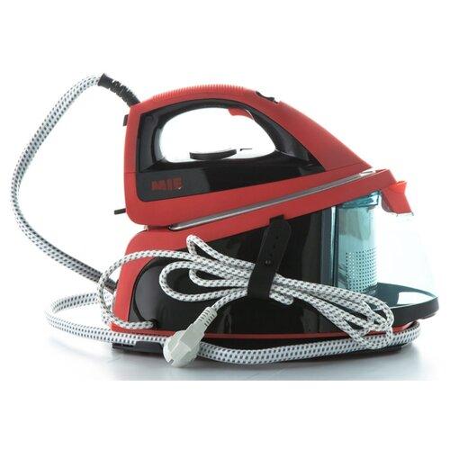 Парогенератор MIE Assistente di vapore красный/черный