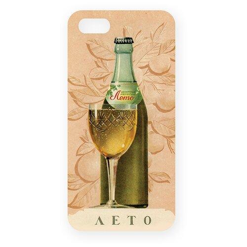 Купить Чехол Mitya Veselkov IP5.МITYA-124 для Apple iPhone 5/iPhone 5S/iPhone SE лето
