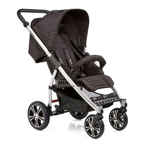 Купить Прогулочная коляска Gesslein S4 Air+ 733000 elox black, Коляски