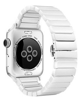 Orange Box Ремешок для Apple Watch 38 mm керамический