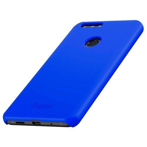 Купить Силиконовый чехол для Яндекс.Телефона синий