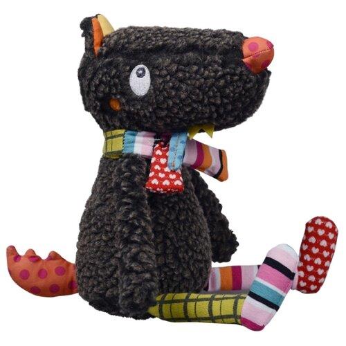Купить Мягкая игрушка Ebulobo Малыш Волчонок 25 см, Мягкие игрушки