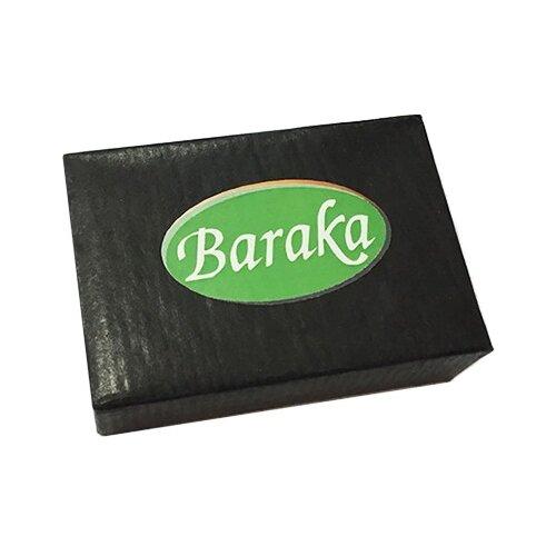 Фото - Мыло-скраб кусковое Baraka Нубийское с углем и маслом черного тмина, 100 г мыло кусковое кедровое с льняным маслом аю дух леса 115 г