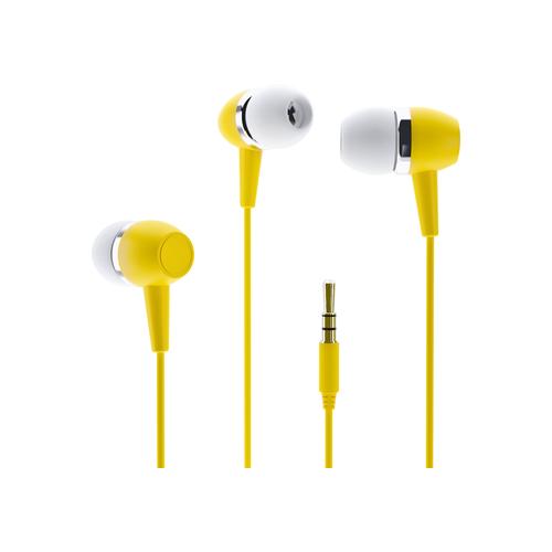 Наушники Code HPS603 yellow