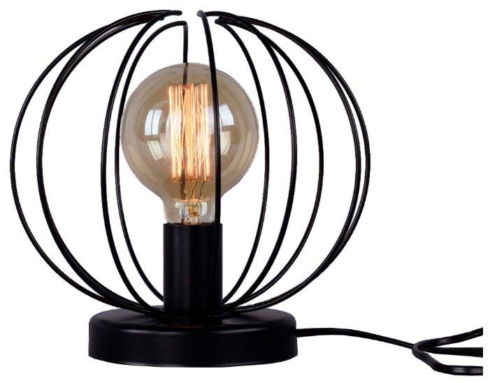 Настольная лампа РОССвет Андромеда РС20867 BK/1T