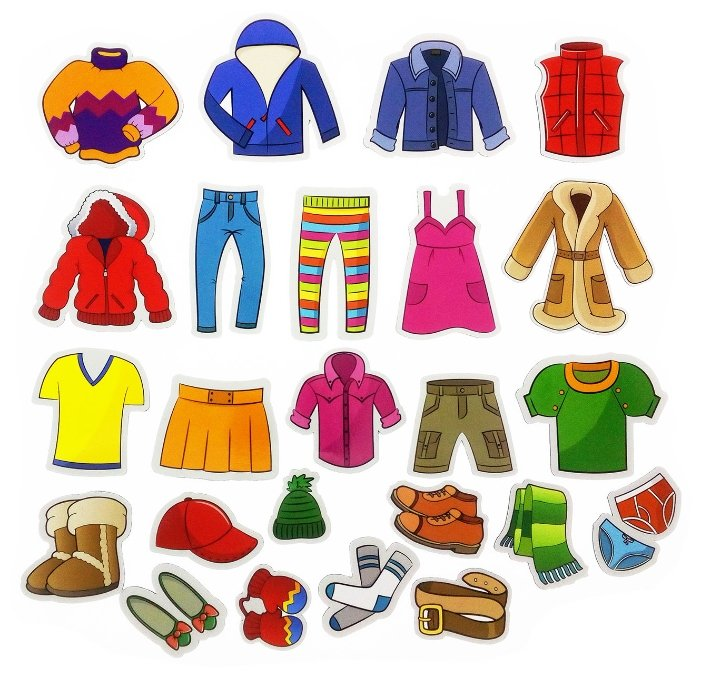 Картинка детская одежда для детей