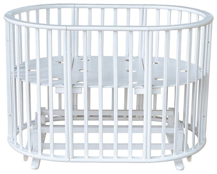 Кроватка Мой малыш Мишель (трансформер)
