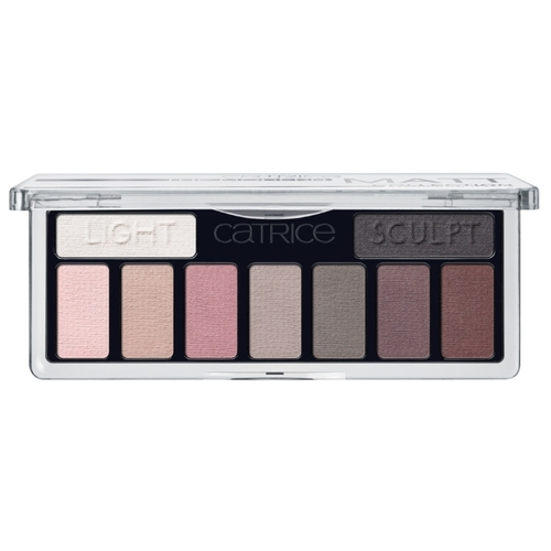 CATRICE Палетка теней для век The Modern Matt Collection Eyeshadow Palette