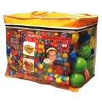 Шарики для сухих бассейнов King Kids 100 штук, 9 см (KK_BL1100-90-100)