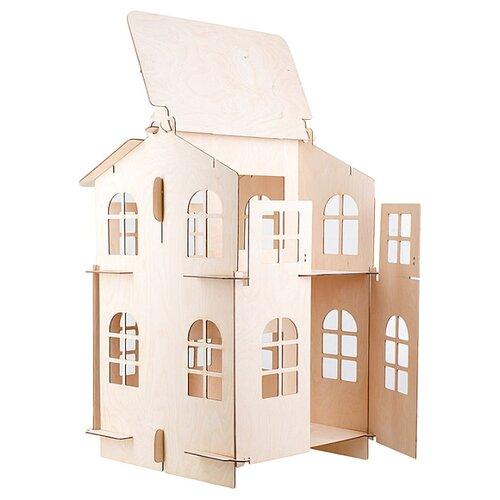 Купить DOMIK.TOYS кукольный домик Совёнок-Кристи, Кукольные домики
