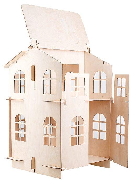 DOMIK.TOYS кукольный домик Совёнок-Кристи