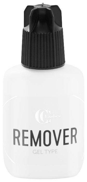 CC Lashes Средство для снятия ресниц гелевое Remover Gel Type 10 мл