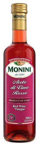 Уксус Monini винный красный 500 мл