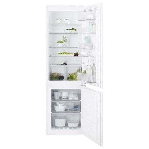 Встраиваемый холодильник Electrolux ENN 92841 AW встраиваемый холодильник electrolux ern 92201 aw белый