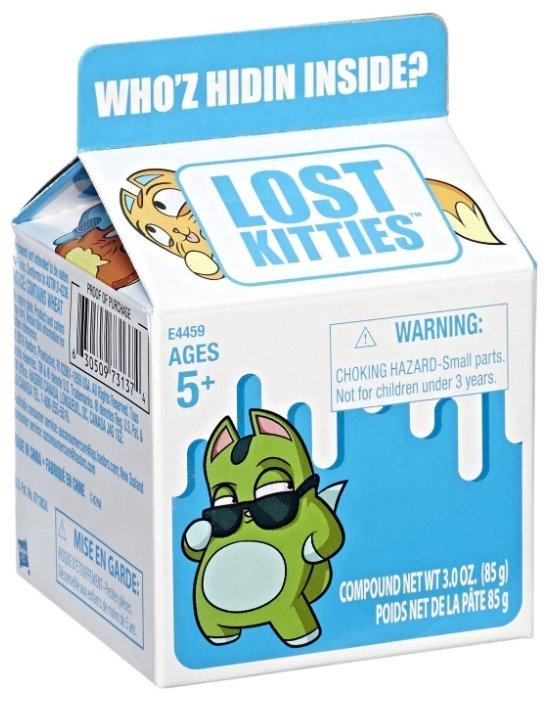 Игровой набор Hasbro Lost kitties E4459