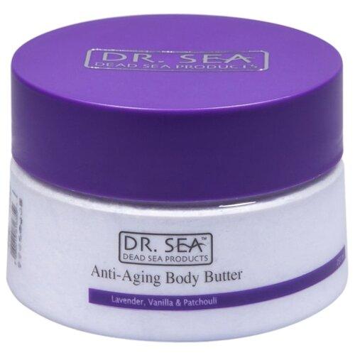Масло для тела Dr. Sea против старения лаванда, ваниль и пачули, 250 млКремы и лосьоны<br>