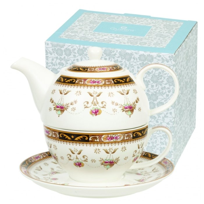 Чайный сервиз CHURCHILL Англия CLSQ00181, 1 персона