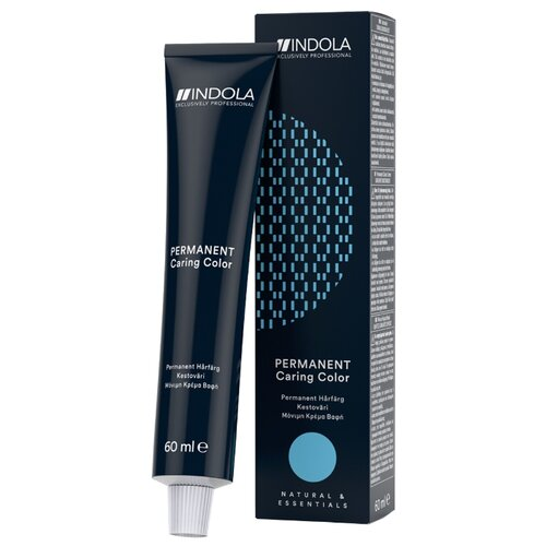 Indola Permanent Caring Color Стойкая крем-краска для волос Natural & Essentials, 60 мл, 9.32, Блондин золотистый перламутровыйКраска<br>