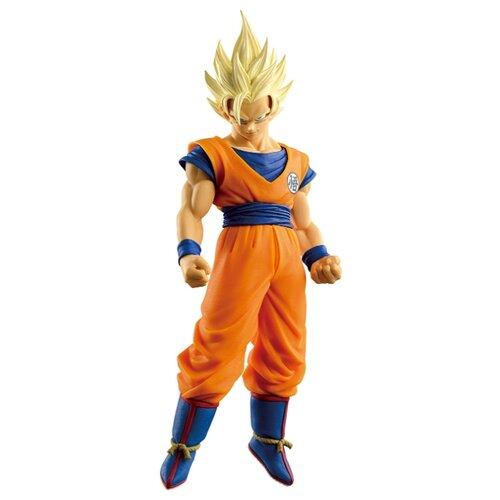 Фигурка Bandai Dragon Ball Super Saiyan 2 Goku 22cm dragon ball z scultures big resurrection of f styling god super saiyan son goku bardock pvc action figure toy kt1759