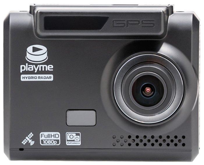 Видеорегистратор с радар-детектором Playme OMEGA