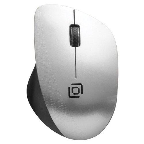 Мышь Oklick 695MW Black-Silver USBМыши<br>