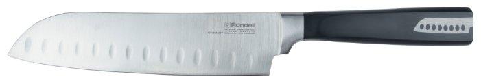Rondell Нож сантоку Cascara 17,8 см