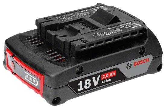 Аккумуляторный блок BOSCH 1600Z00036 18 В 2 А·ч