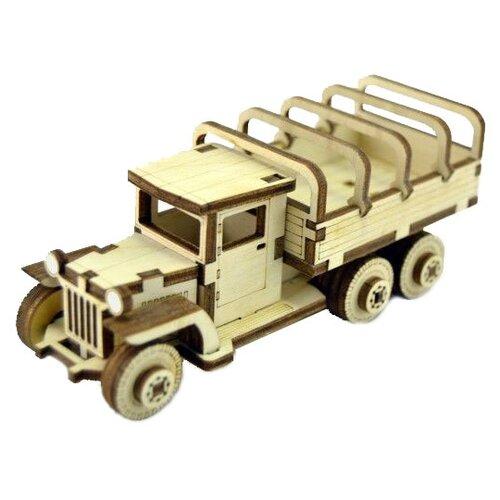 Сборная модель Lemmo Советский грузовик ЗИС-5ВП (ЗИС-4)