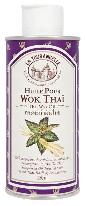 La Tourangelle Масло виноградных косточек с тайским базиликом и лимонным сорго