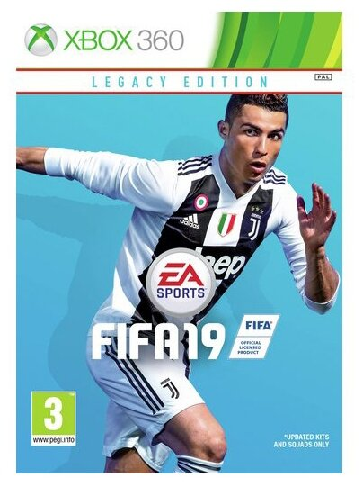 Electronic Arts FIFA 19 Legacy Edition