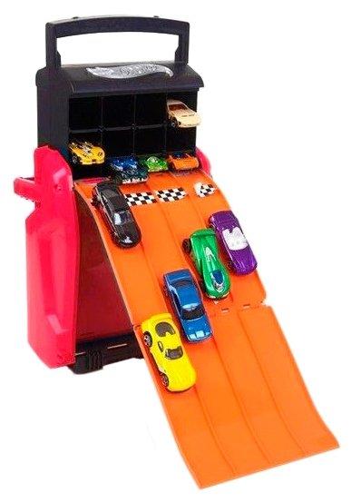 Трек Mattel Hot Wheels Портативный контейнер HWCC4