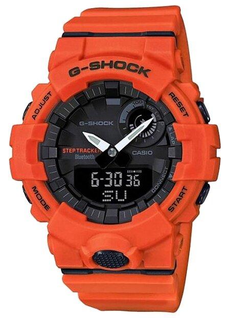 CASIO Часы CASIO G-SHOCK GBA-800-4A
