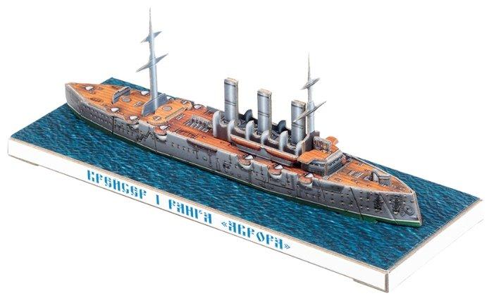 Сборная модель Умная Бумага Аврора (477),,
