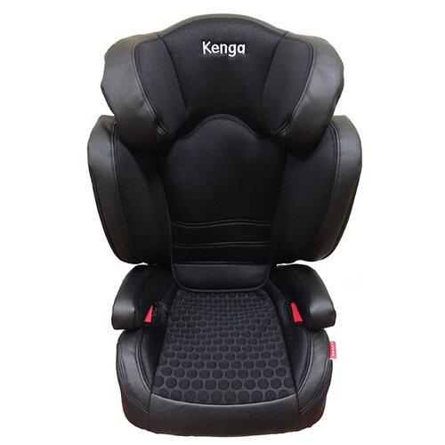 Автокресло группа 2/3 (15-36 кг) Kenga BH2311i Isofix, черный