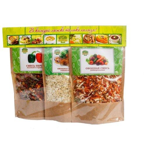 Organic Food Набор специй 1000 блюд, 330 г