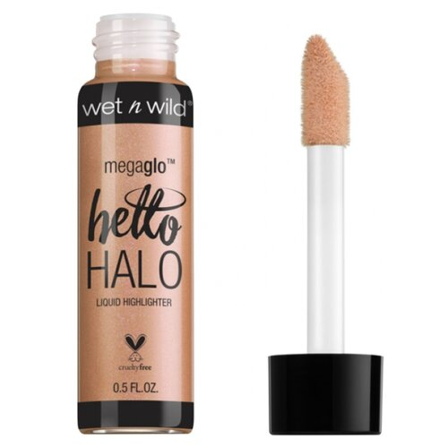 Wet n Wild Хайлайтер жидкий Megaglo hello HALO Liquid Highlighter goddess glow