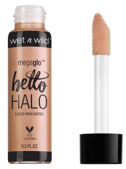 Wet n Wild Хайлайтер жидкий Megaglo hello HALO Liquid Highlighter