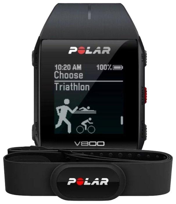 Polar Часы Polar V800 HR