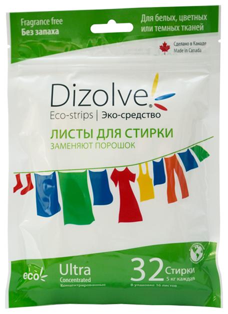 Пластины Dizolve без запаха