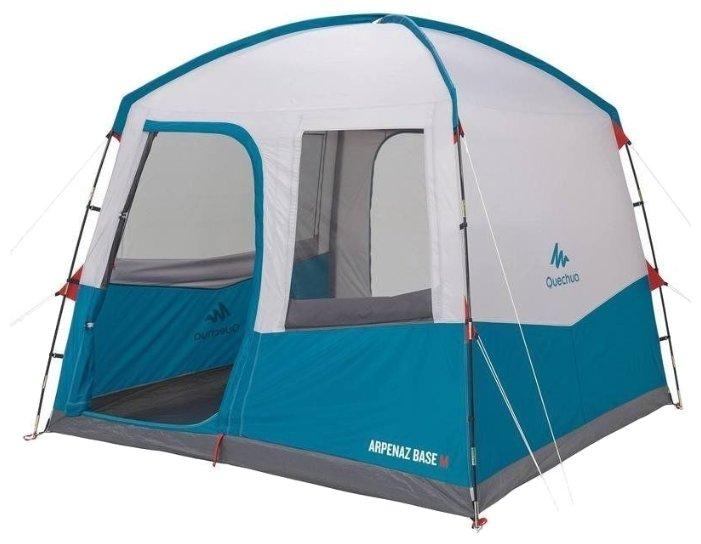 Палатка Quechua Arpenaz Base M — купить по выгодной цене на Яндекс.Маркете